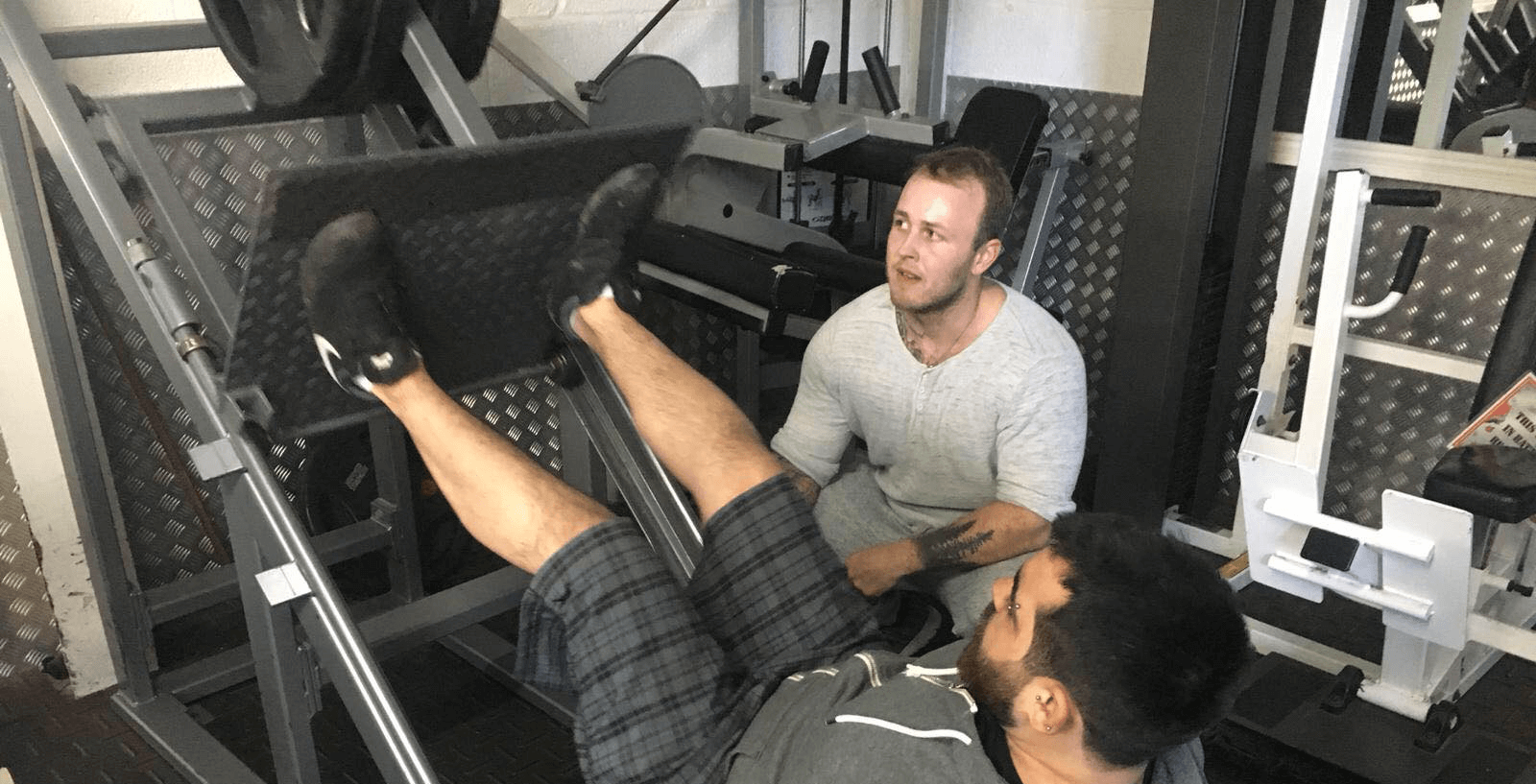 Jamie Baker Fitness | Haslemere Personal Trainer | PT Services